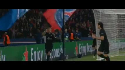Анхел Ди Мария с първи гол за Псж
