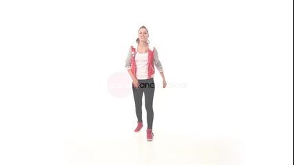 Luke Skywlaker choreography 2 (огледално)