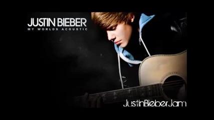 Justin Bieber - That Should Be Me (акустичната версия)