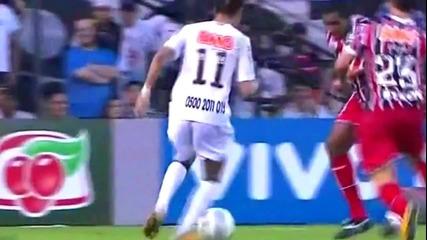 Neymar Season 2011 - 2012