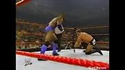 Shawn Stasiak vs. Shelton Benjamin - Wwe Heat 11.08.2002