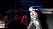 Адското! Джъстин танцува на концерт в Мексико!