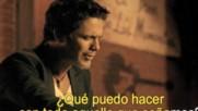 Alejandro Sanz - A la primera persona [Karaoke] (Оfficial video)