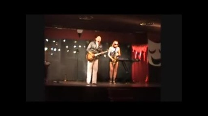sparkle show -song By Gary Moore-на живо-2010