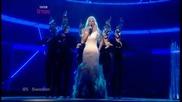 Швеция - Malena Ernman - La Voix - Евровизия 2009 - Първи полуфинал