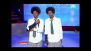 Близнаци От Франция - Изправиха публиката на крака със страхотен танц