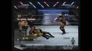Wwe Svr 2008 Royal Rumble Match Part2