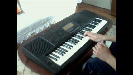Master of Puppets на синтезатор