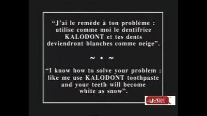 Реклама - YVOX - Kalodent - 1926