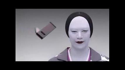 Oguri Shun - Sony Ericsson Commercial
