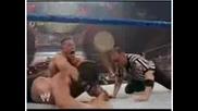 Wwe - John Cena Прави Stf на Great Khali