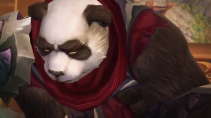 Wow Mists of Pandaria - Siege of Orgrimmar Trailer