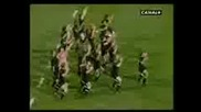 Rugby Haka All black