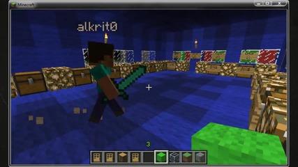 Моят сървър на Minecraft