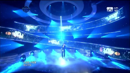 Daesung (bigbang) - Baby Dont Cry [live performance M ! Countdown][високо качество]