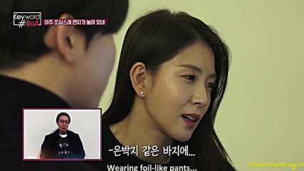 [ Eng Sub] Keyword # Boa Ep.71 + 72 - Key Prepared This For Boa!