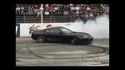 Toyota Supra Twin-Turbo Drift & Burnout Compilation