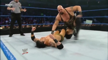 Big Show - Spear To Wade Barrett