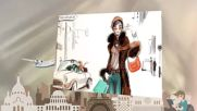 Стильные иллюстрации Софи Гриотто