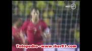 Бразилия - Португалия 4 - 2 Шимао Гол