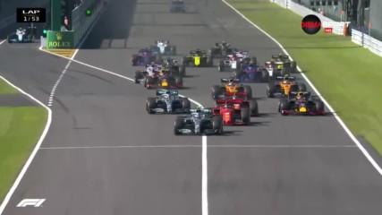 Най-интересното от Гран при на Япония