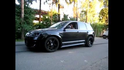 Черен звяр - Touareg W12