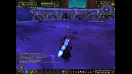 Wow Death Knight Lvling Part 1
