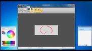 Paintribbon - Програма подобна на Paint за windows 7