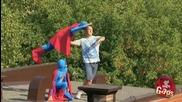 Супермен в Реалния Живот - Скрита Камера