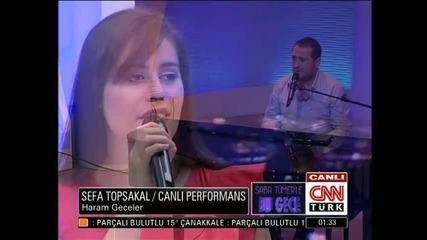Sefa Topsakal Haram geceler 2011
