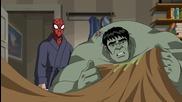 Ultimate Spider-man - 1x19 - Home Sick Hulk