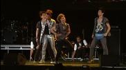 *hd* Shinee - Ring Ding Dong @ Sm Town `10 in La [samsung 3d Demo Dvd] [04.09.2010]