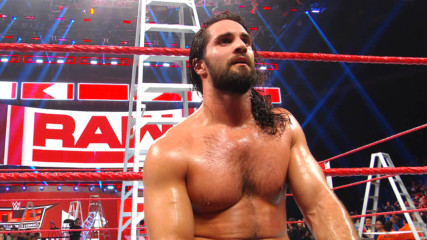 Seth Rollins feels the effects of Raw's TLC Match main event: WWE.com Exclusive, Dec. 10, 2018