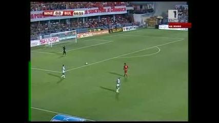 Черна Гора-българия първо полувреме част 4