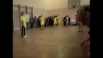 Волейболен Мач Между Юпер И Кубрат (хр.ботев) 1 - ва част