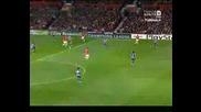 Manchester United vs Fc Porto 07.04.2009 Rooney1 - 1goal