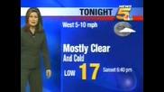 Kristen Cornetts Afternoon Forecast - Wlwt - News 5 - 2005