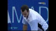 Atp Ms Madrid 2008 : Федерер - Щепанек | тайбрек 2ри сет