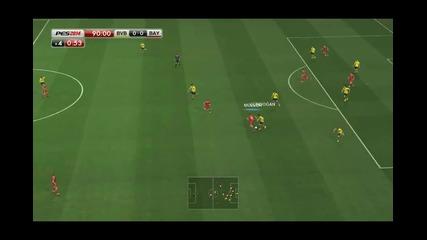 Pes 2014 Бундеслига | Байерн Мюнхен срещу Борусия Дортмунд | Еп.1