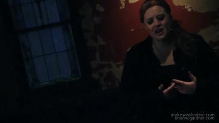 Adele - Set Fire To The Rain + Превод