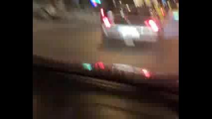 Ferrari Ferrariyan Ferrari drift Drift Cadde Bagdatcaddesi Su