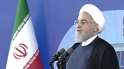 Iran: Rouhani says Iran will 'not fight against any nation'