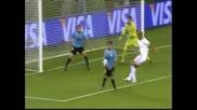 група А - Уругвай 0 - 0 Франция + пропуска на Гову (световно - 11.06.2010)