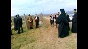 Велики Преслав - зарязване на лозето в м. Аргата - 14.02.2011 г.