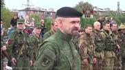 Военна клетва на Нова Русия. Бригада