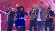 Dejan Petrovic Big Band - Trubulencija Trubaci I Dm - Novogodisnja Zurka - (TvDmSat 2017)