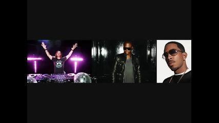 Страхотна 2011!!! David Guetta feat. Taio Cruz & Ludacris - Little Bad Girl