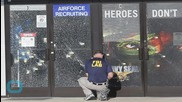 The Latest: Sailor Dies After Being Wounded in Shooting