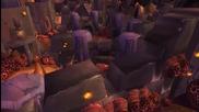 Wow Cataclysm Beta - Ahnqiraj The Fallen Kingdom