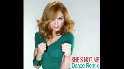 Madonna - Shes Not Me ( Remix Превод)
